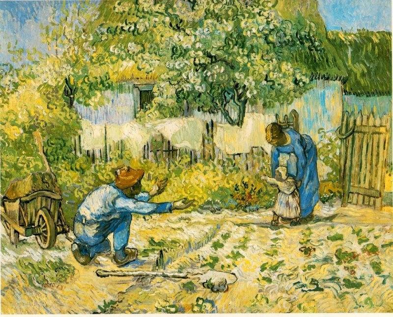 Um dos mais lindos quadros de Van Gog