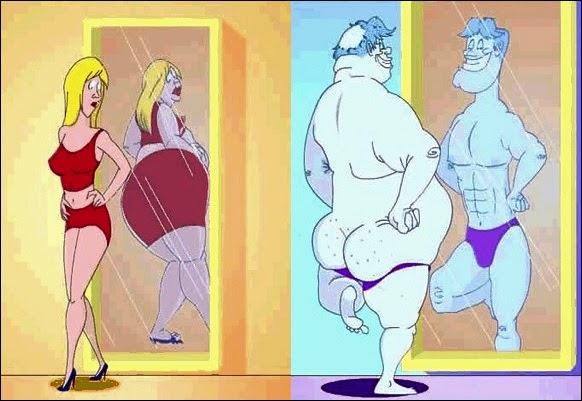 Em frente ao espelho 2