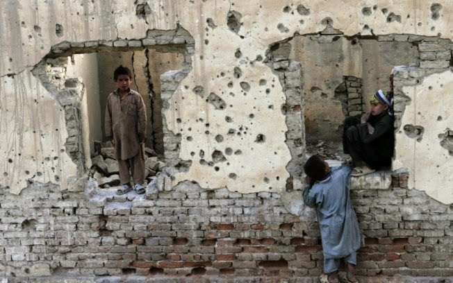 Crianças de Cabul